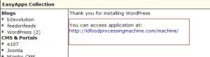 JAC外贸实战:ixwebhosting一键安装wordpress实战教程