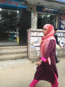 【行走】孟加拉之行