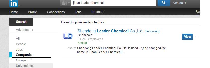 JAC外贸实战:linkedin在寻找企业决策人方面的运营