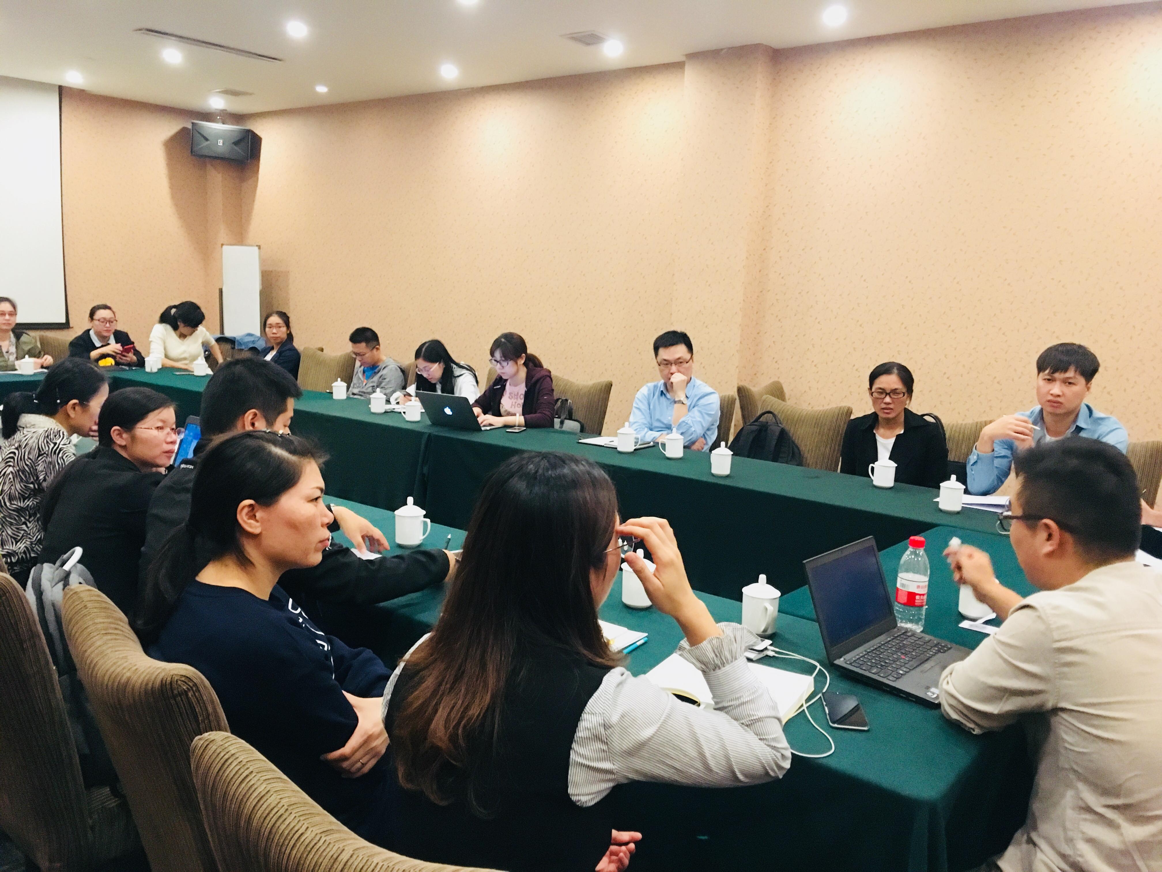10月JAC宁波课程圆满落幕—2018仍在继续